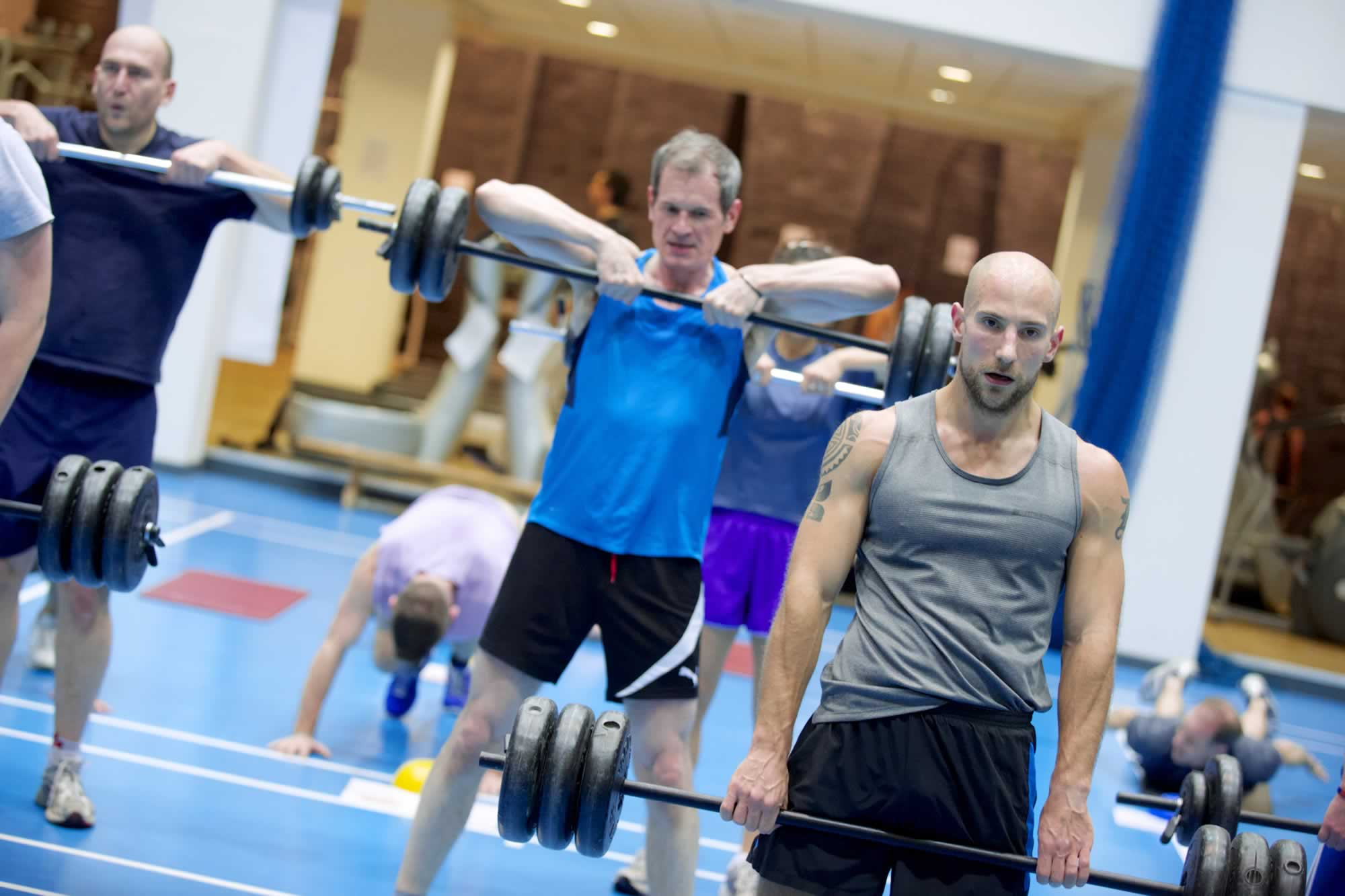 Circuit Training | YMCA Club