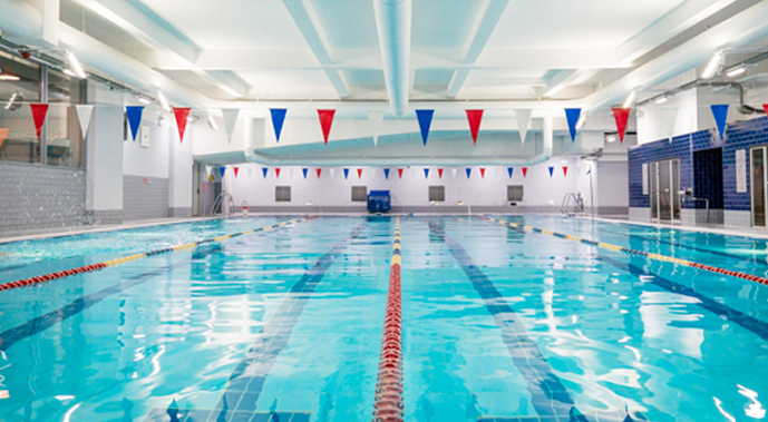 Swimming Pool Ymca Club