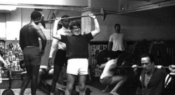 Historic YMCA Club Gym