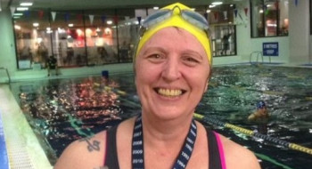 Member Stories: My swimming journey