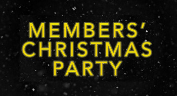 Members Christmas Party 2017