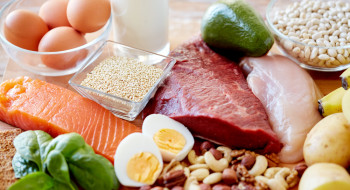 balanced diet and nutrition