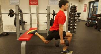 Weightlifting workshops for men
