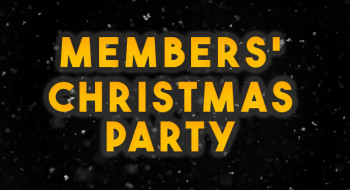 Words: Members' Christmas Party