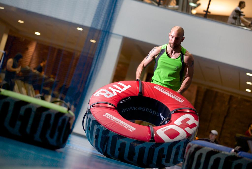 London YMCA Club - free pass