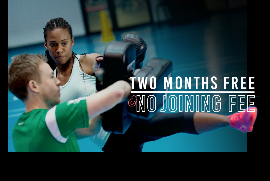 Gym membership offer for November: 2 months free