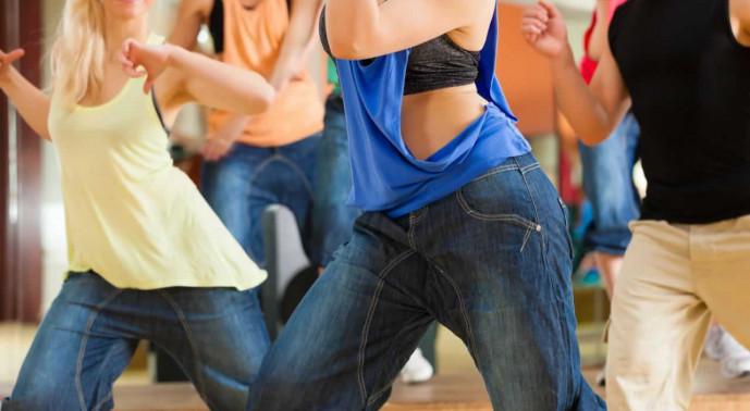 pure dance class
