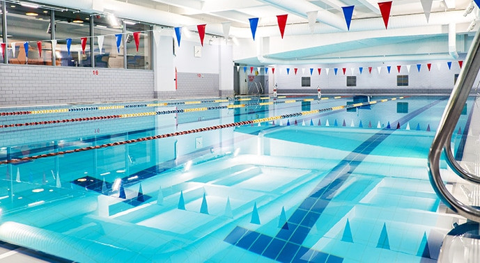 New For 2018 A Swimming Pool Special Ymca Club