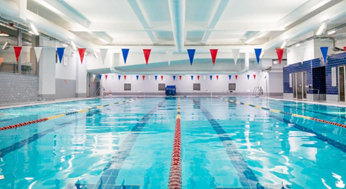 Swimming Pool Ymca Club