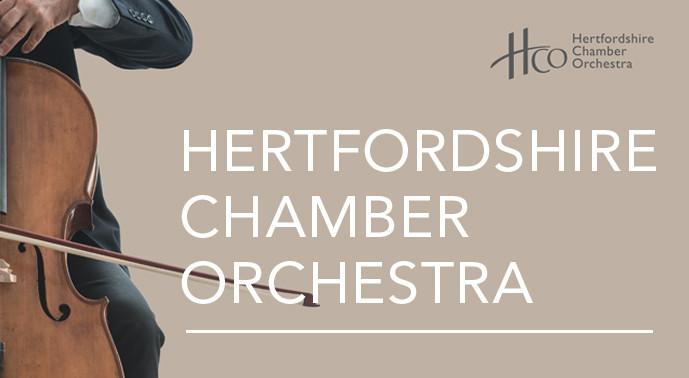 Logo for Hertfordshire Chamber Orchestra