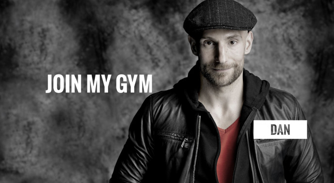 Join my gym: Dan Knight