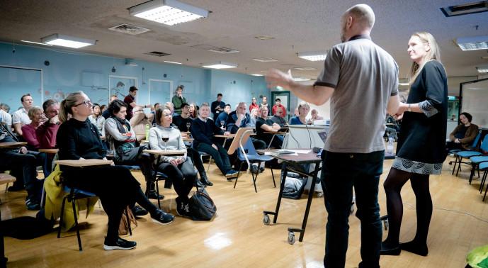 Ideashare workshop