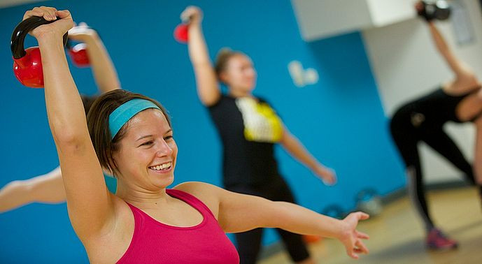 Get fit for February - Join an exercise class!