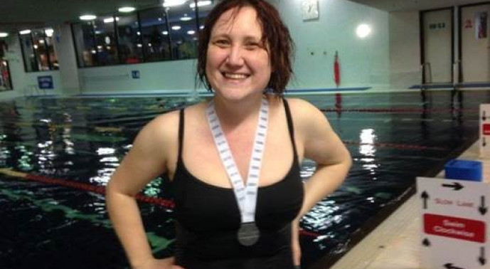 Member Stories: My swimming journey