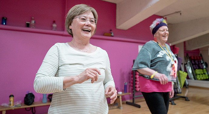 Older Adult Classes and Programmes