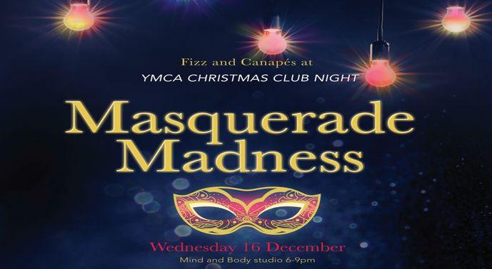 Club Members' Christmas Night