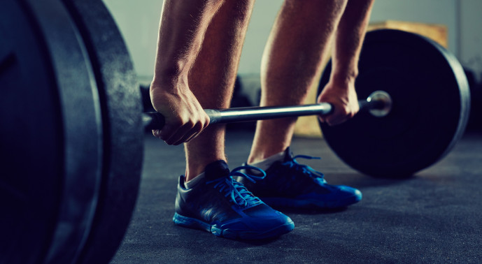 Men's Weightlifting