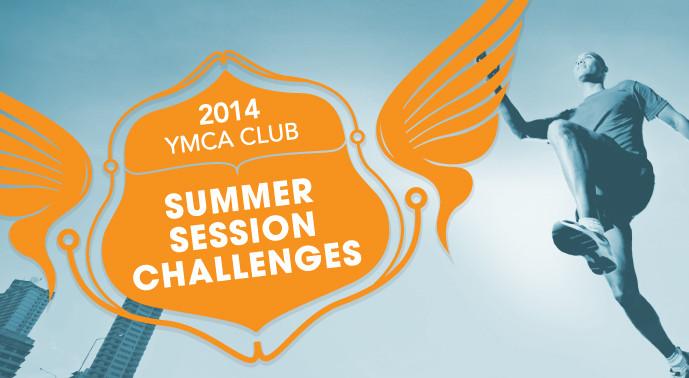 YMCA Club Summer challenges