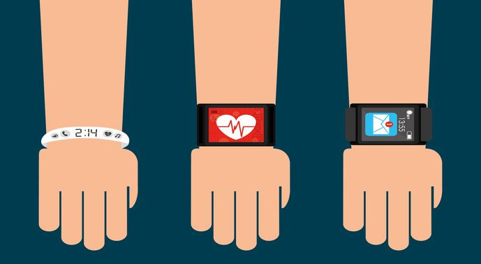 fitness tracking apps and wearable tech