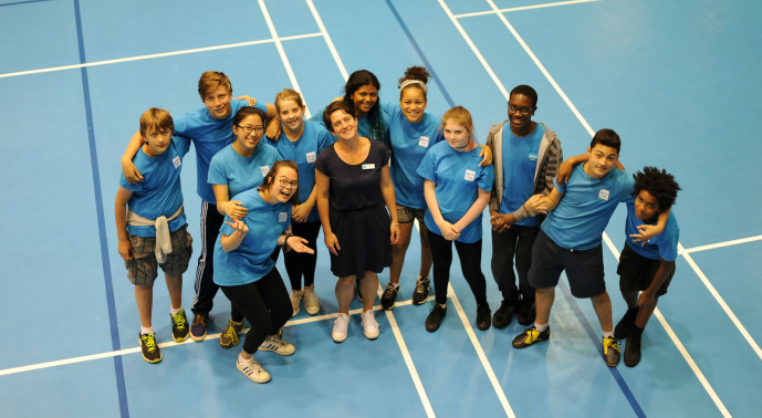 Spotlight on the young volunteers journey